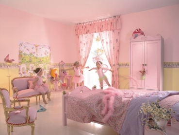 prinzessin lillifee bord re 144918 borte rasch bambino 2011 farben. Black Bedroom Furniture Sets. Home Design Ideas