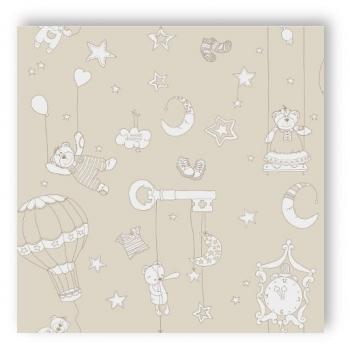 rasch textil tapete 002232 bim bum bam b rchen sterne herzchen farben. Black Bedroom Furniture Sets. Home Design Ideas