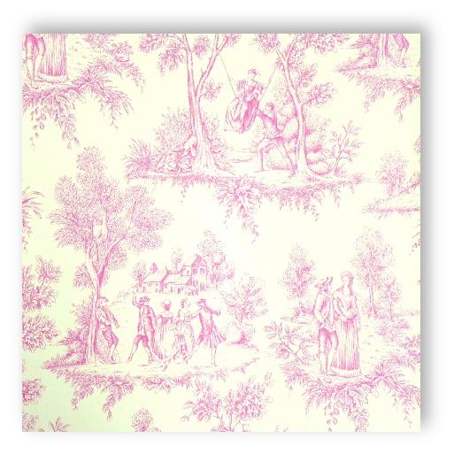 """Rasch Kindertapeten Vlies : Rasch Textil Love Vlies Tapete Nr. 136820 pink/wei? """"Sommerfreuden"""