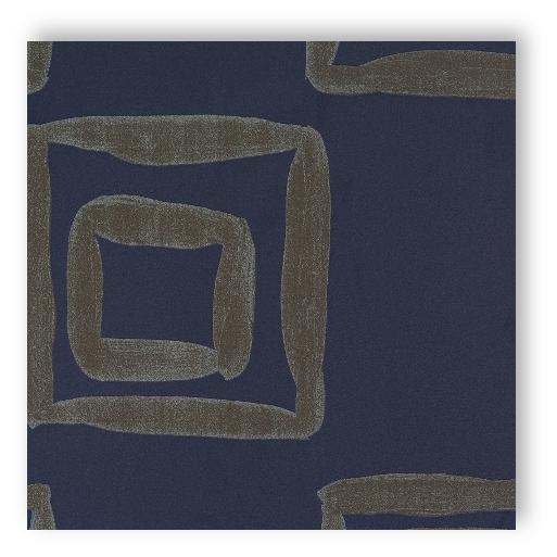 Muster Tapete Dunkelblau : ? Tapete Design Muster ? BN Wallcoverings Mart Visser Tapete