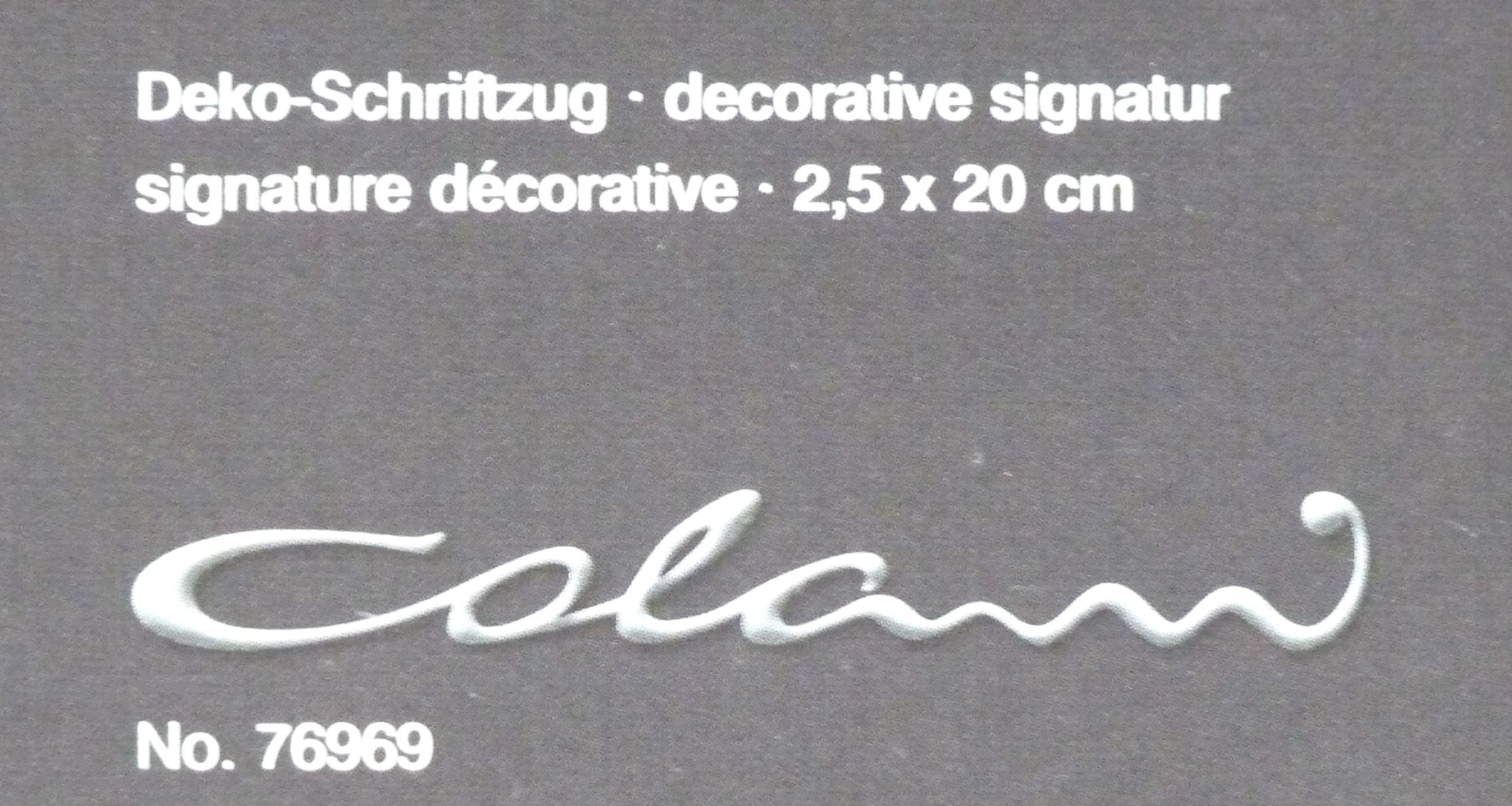 marburg tapete luigi colani visions 76969 schriftzug chrom silber hochgl nzend farben. Black Bedroom Furniture Sets. Home Design Ideas