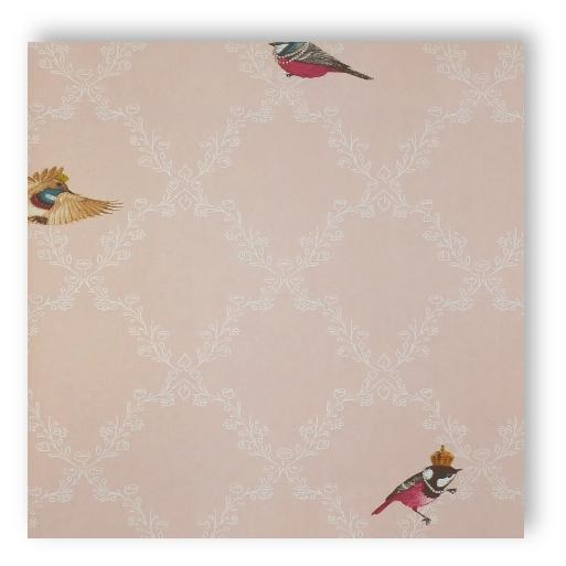Marburg tapete gl ckler 54112 children 39 s paradise for Ornament tapete rosa