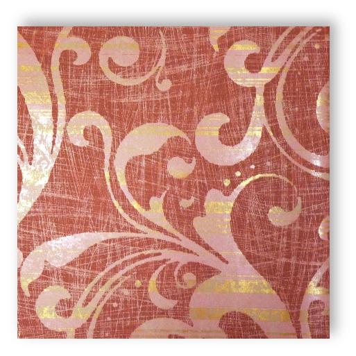 la veneziana 2 marburg tapete 53155 ornament rot gold. Black Bedroom Furniture Sets. Home Design Ideas