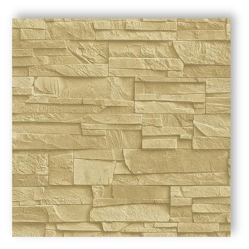 rasch tapete factory 2014 nr 438338 steinoptik mauer sandstein farben. Black Bedroom Furniture Sets. Home Design Ideas