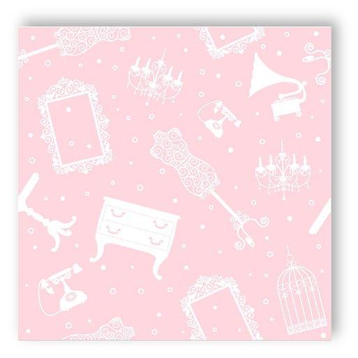 rasch textil tapete 002201 bim bum bam m dchen. Black Bedroom Furniture Sets. Home Design Ideas